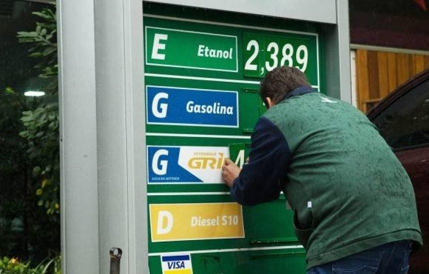 [Petrobras reduz preço do diesel e acaba com frequência de reajuste]