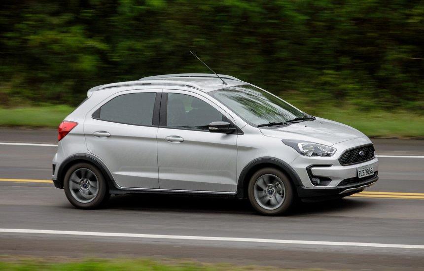 [Ford promove feirão nacional com ofertas especiais do Ka, EcoSport e Ranger]