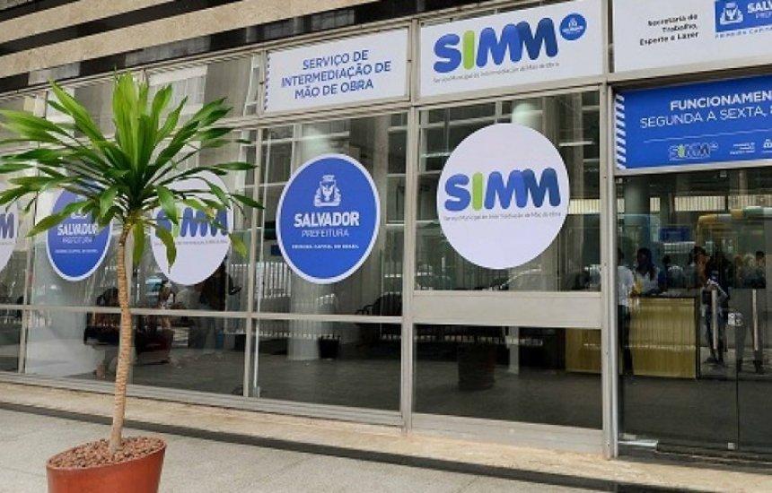[SIMM oferece 61 vagas de emprego nesta terça-feira (9)]
