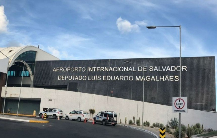 [Copiloto passa mal e aeronave retorna após decolar do aeroporto de Salvador]