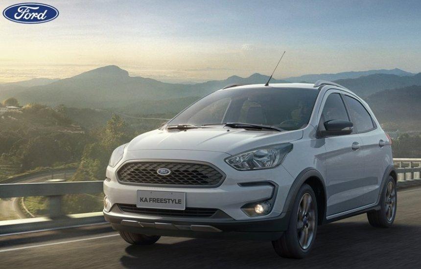 [Ford Ka é o segundo mais vendido em junho; Ranger ganha participação]