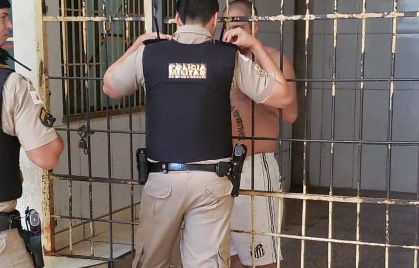 [Torcedor do Santos é preso com arma de fogo a caminho de jogo contra o Bahia]