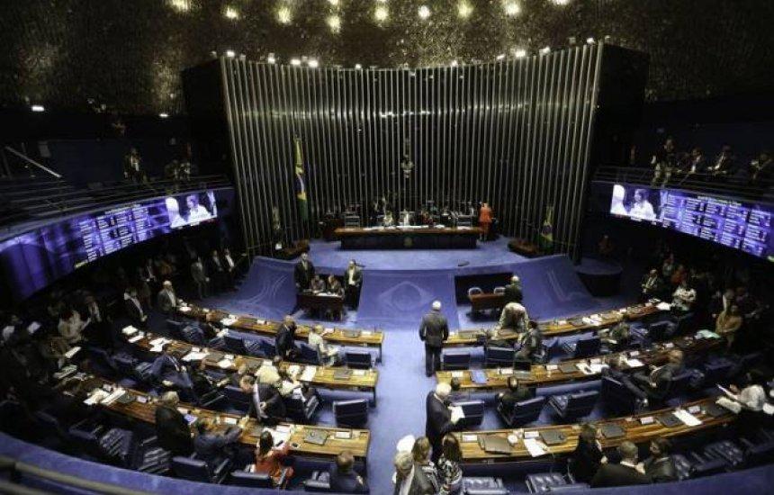 [Placar da Previdência já conta com 42 dos 49 votos para aprovação no Senado]