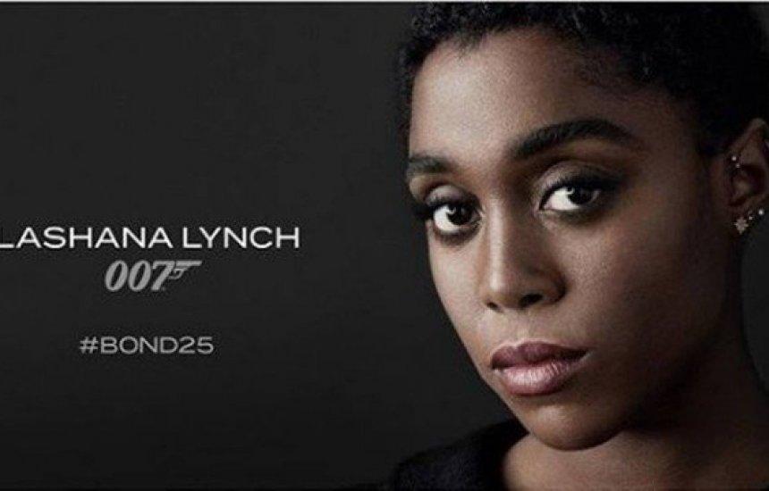[Novo filme de James Bond terá mulher negra como 007, diz site]