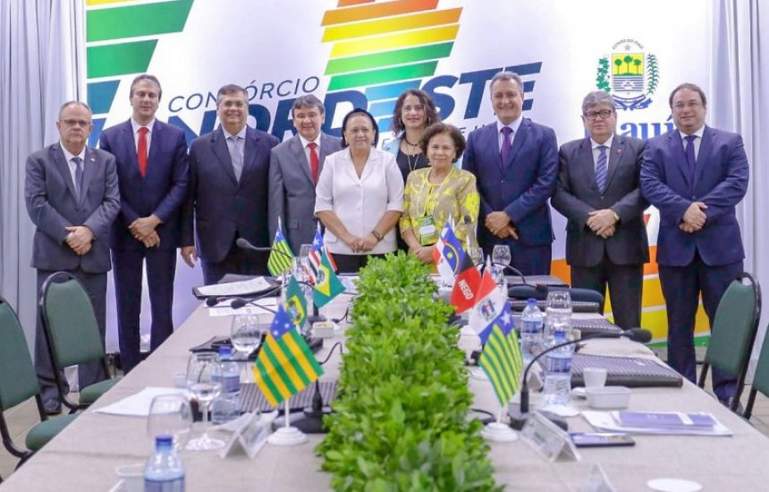 [Em carta, governadores do Nordeste demonstram preocupação com privatizações]