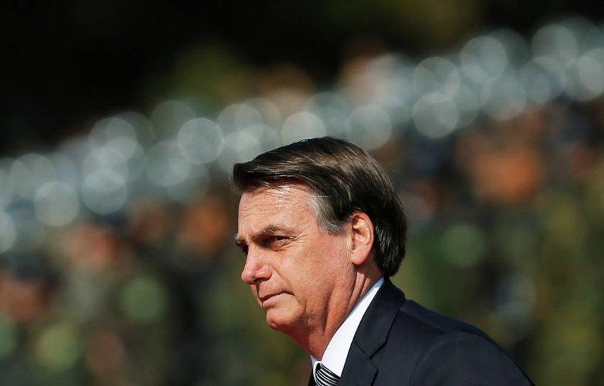 [Bolsonaro diz que discutirá ajuda do G7 se Macron retirar declarações]
