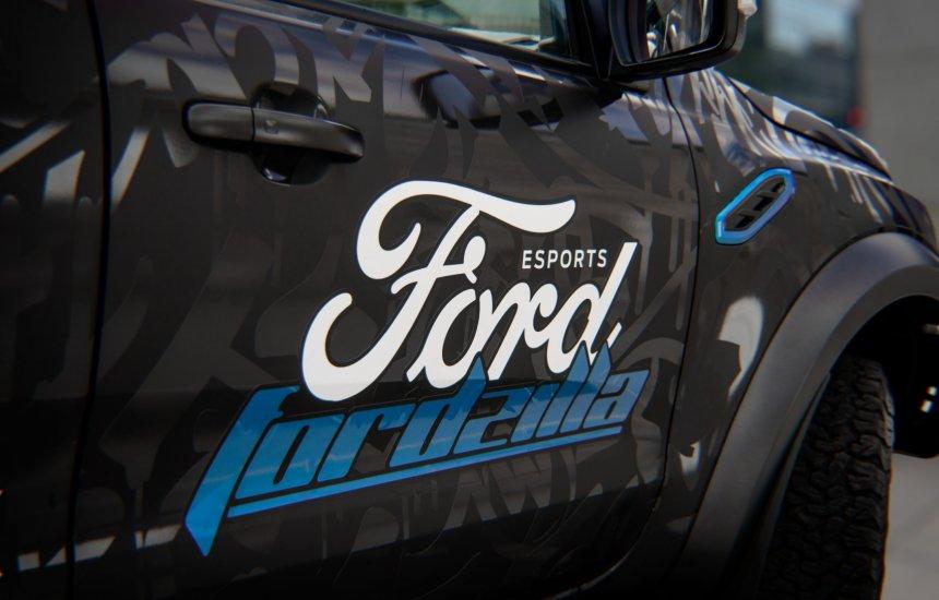 [Ford anuncia a criação do seu primeiro time de pilotos de esportes virtuais]