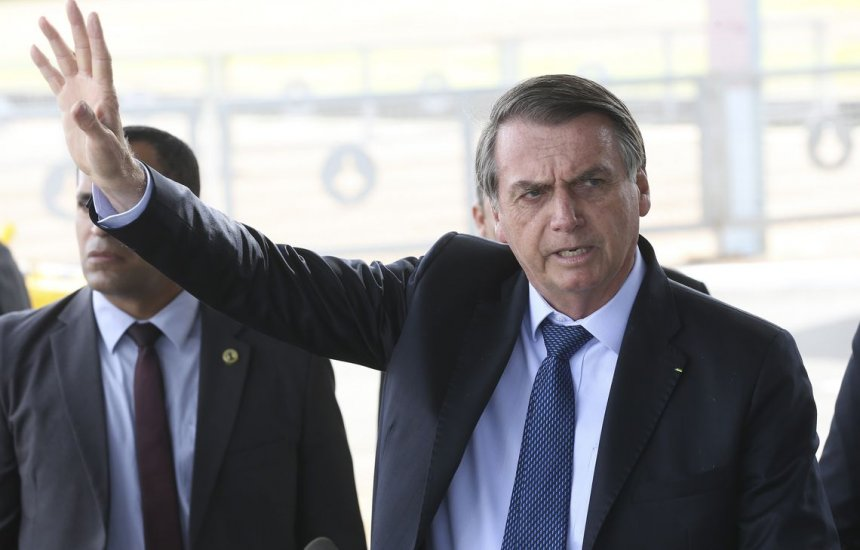 [Bolsonaro diz que vai vetar 9 pontos do projeto de abuso de autoridade]