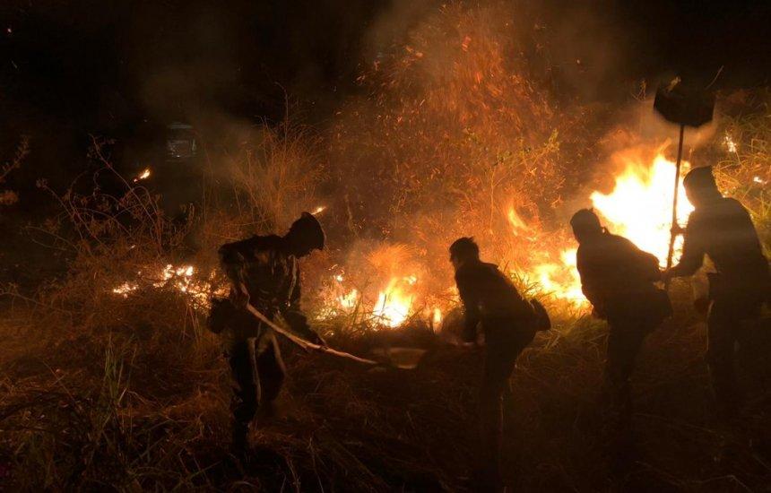 [Mês começa com quase mil focos de queimada na Amazônia, diz Inpe]
