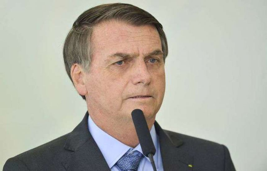 [Bolsonaro diz à Folha que deve indicar novo PGR até 5ª e sugere troca na PF]