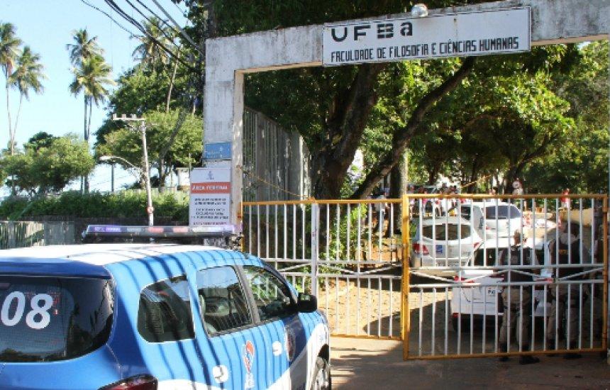 [GPS de celular roubado 'dedura' e adolescente é detido em campus da Ufba]
