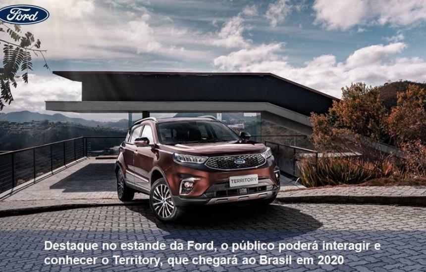 [Ford investe em ações de mobilidade no Rock in Rio]