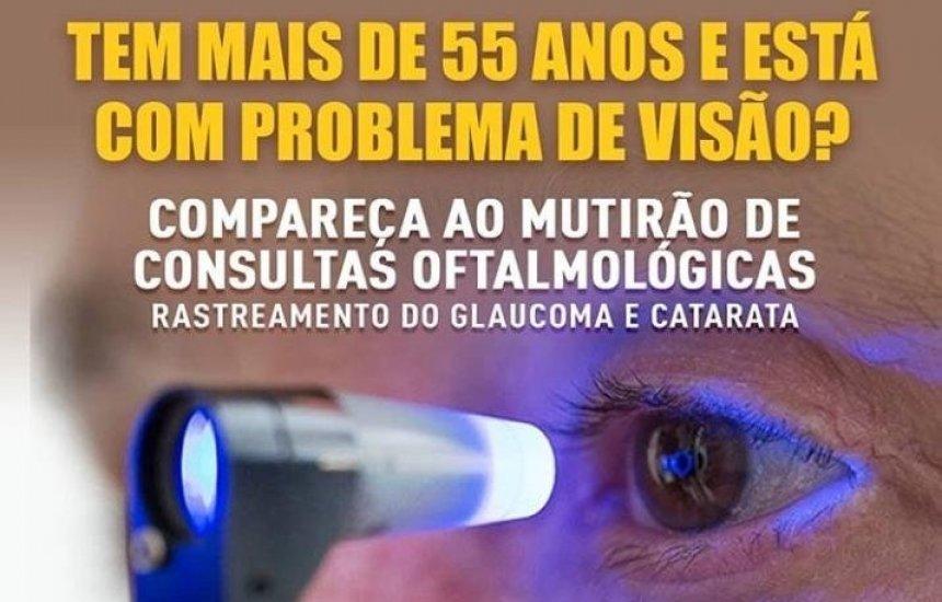 Base realizará triagem para doenças oculares