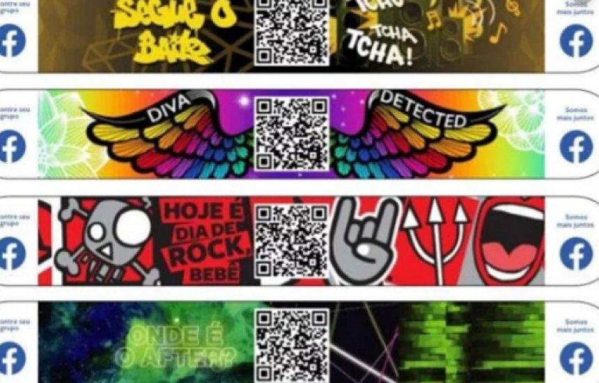 [Facebook lança ação com pulseiras para unir diferentes estilos no Rock in Rio]