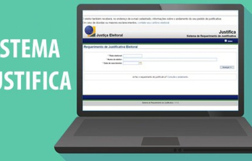 [Eleitor que estava fora do país no dia da eleição pode justificar ausência às urnas pela internet]