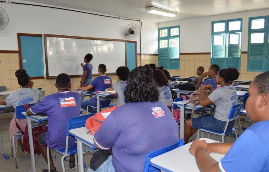 [Aplicação das provas Saeb na Bahia começa nesta segunda-feira (21)]