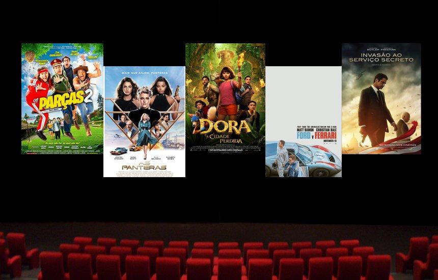 [Cinema vem com cinco estreias pra você curtir no feriadão]