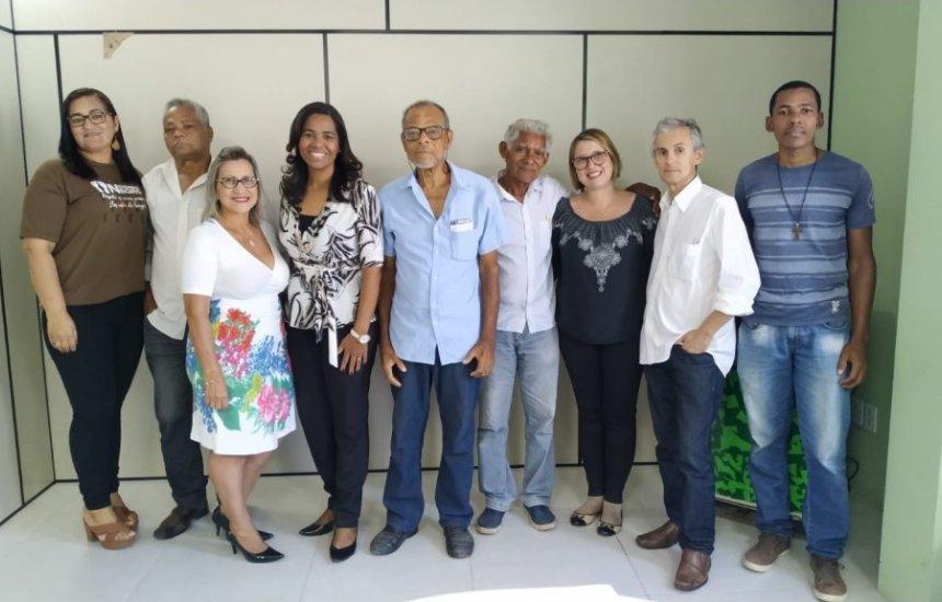 Membros do Conselho Municipal da Pessoa Idosa são empossados