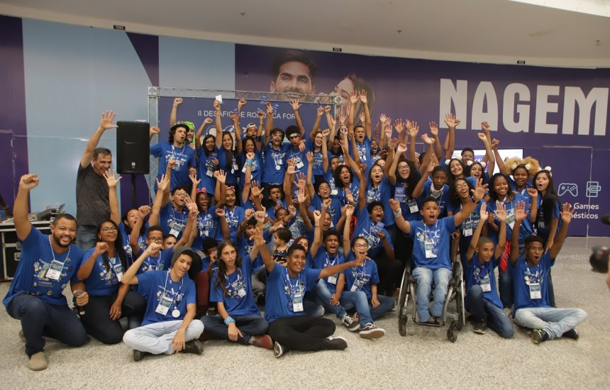 Jovens do programa Ford de Educação participam de Desafio de Robótica em Camaçari