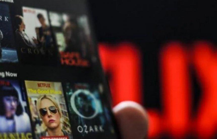 """[Netflix está testando retirada de produções da lista """"continuar assistindo""""]"""