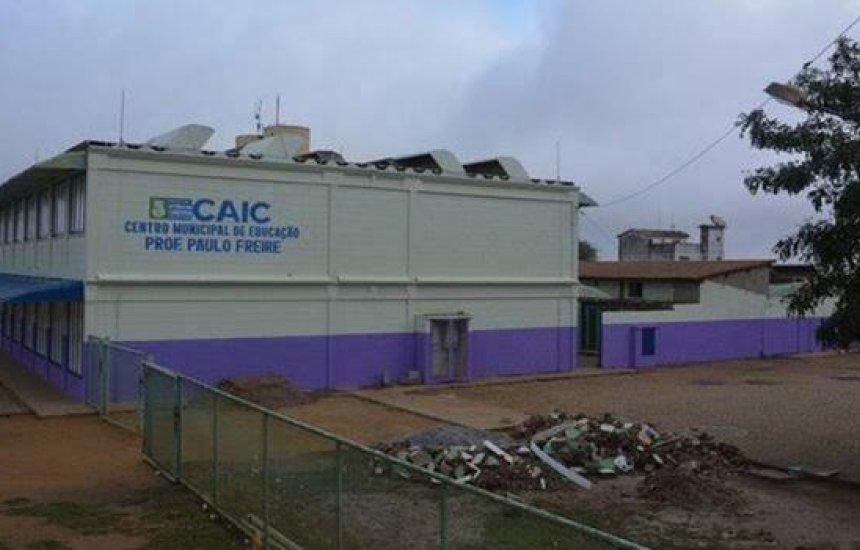 Criança sofre estupro coletivo no dia do aniversário dentro de escola em Vitória da Conquista