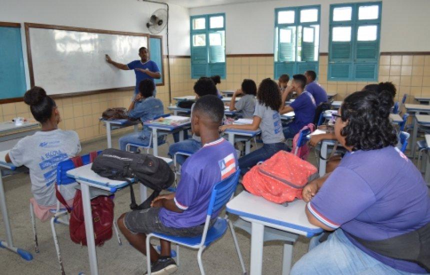 [Estado da Bahia abre 10 mil vagas para o programa Mais Estudo]