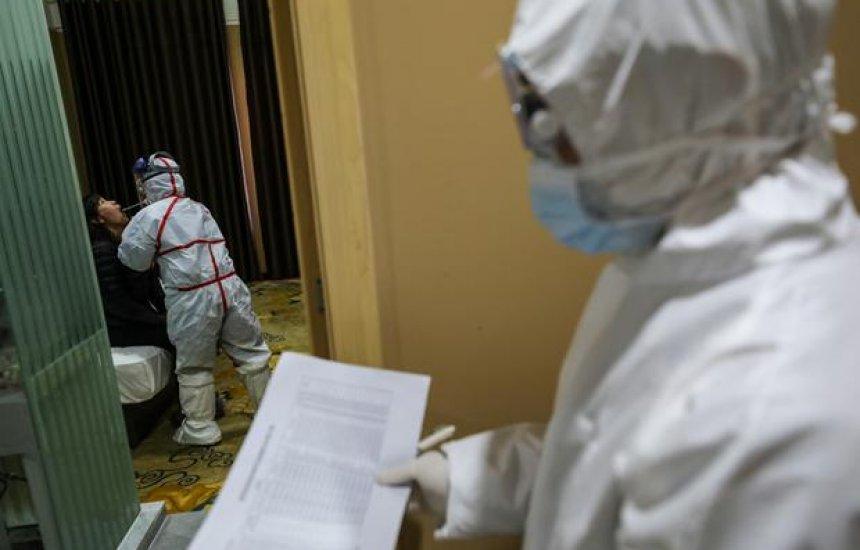 [Comissão sobre coronavírus aguarda envio de novo projeto sobre emergências internacionais]