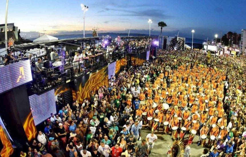Turista americana é espancada durante carnaval na Barra