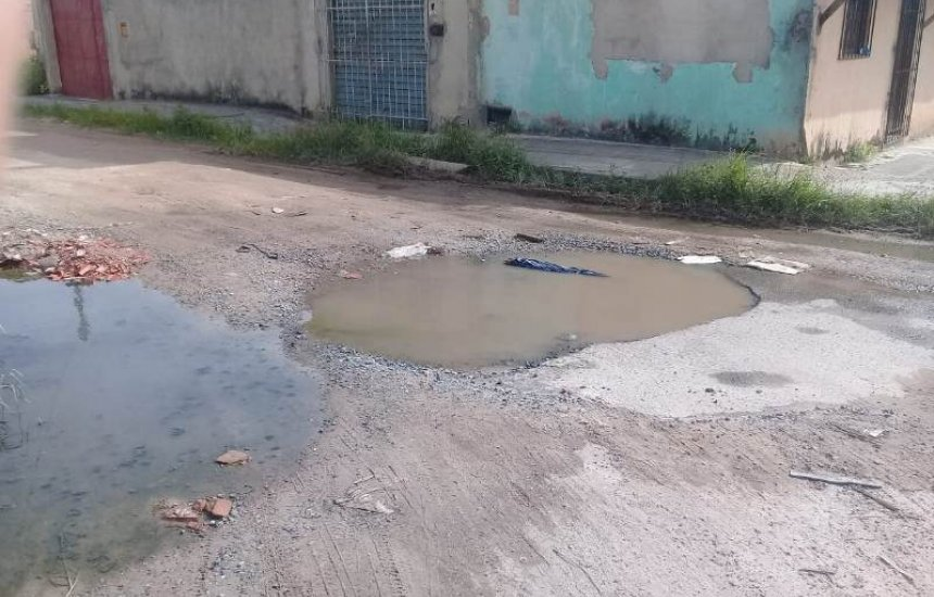 Seu Bairro no CN: 'Estamos na lama', diz morador do Jardim Limoeiro