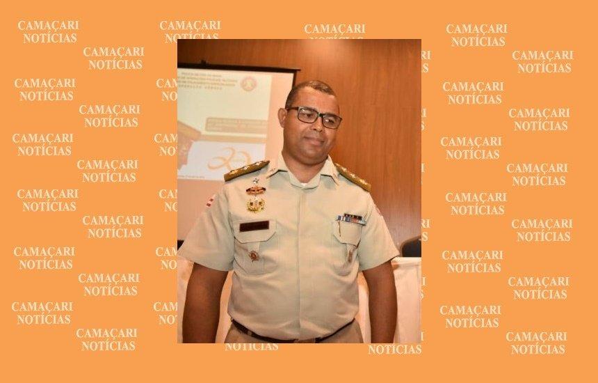[Camaçari: 12º Batalhão da Polícia Militar terá novo comandante]
