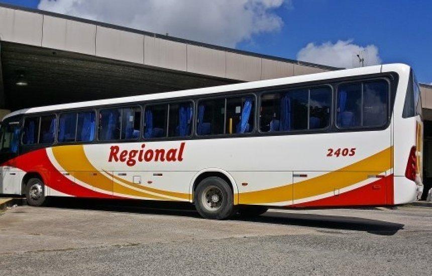 Suspensão de transporte intermunicipal permanece suspenso até dia 5 de abril
