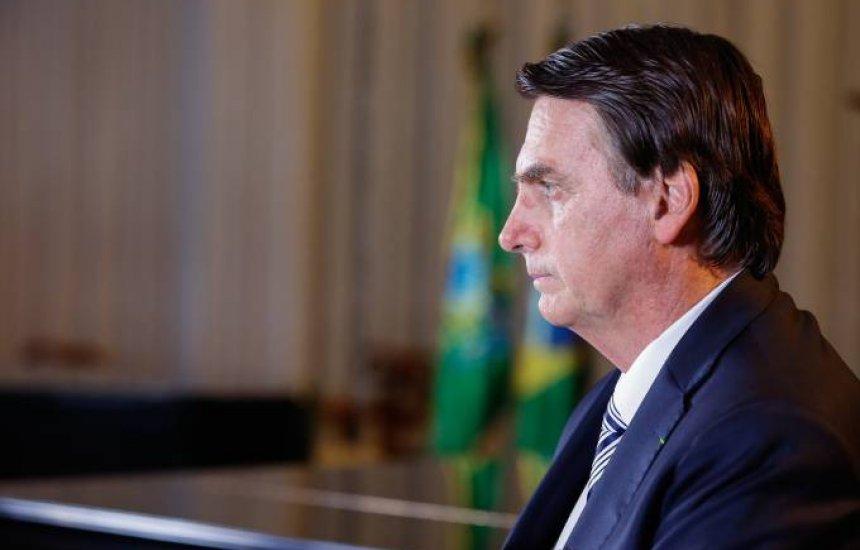 [Bolsonaro: se não houver volta a emprego semana que vem, vou tomar decisão]