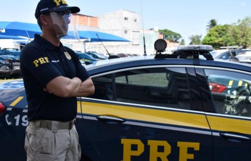 PRF na Bahia adquire 600 máscaras acrílicas de proteção facial para os policiais