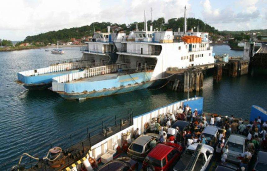 Ferries e lanchas vão reduzir capacidade das embarcações para 50%