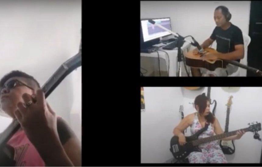 [Cultura: empresária camaçariense compõe música 'Juntos Somos Mais']