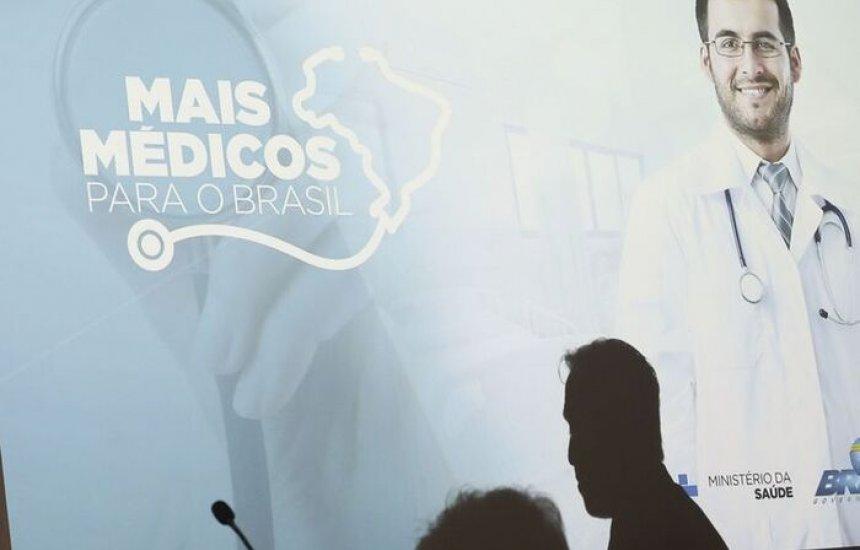 [Governo concede registro para cubanos reintegrarem o Mais Médicos]