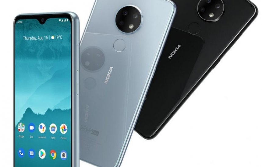 [Nokia prepara novo celular potente com quatro câmeras]
