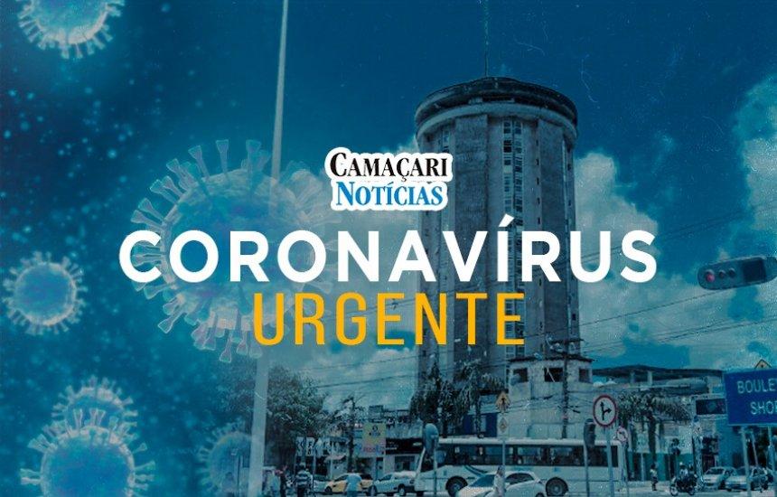 [150 casos: menina de 1 ano de idade está entre os novos casos de coronavírus em Camaçari]