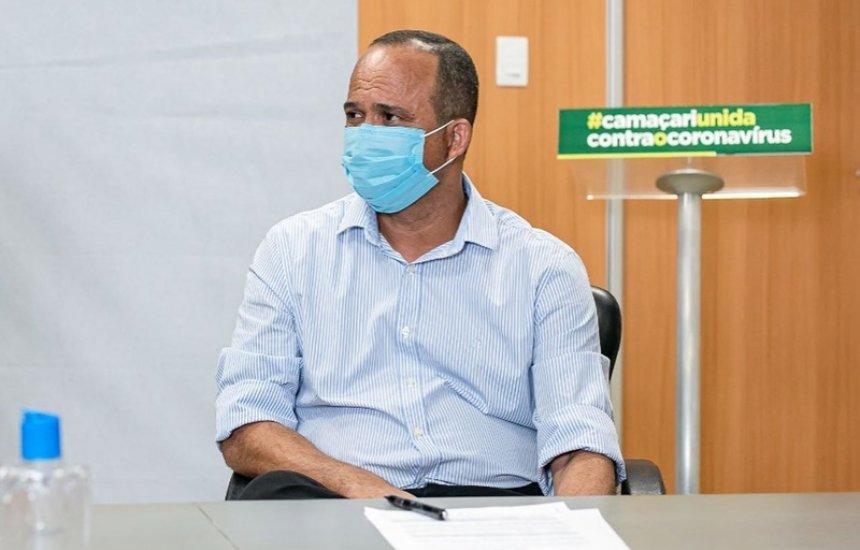 [Elinaldo vai decretar toque de recolher em Camaçari após aumento de casos]