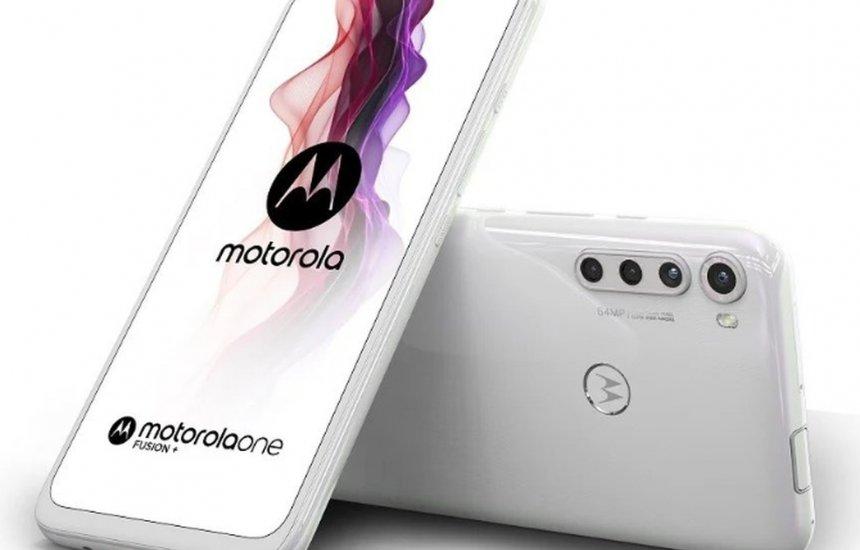 [Motorola One Fusion Plus é anunciado com câmera deslizante]