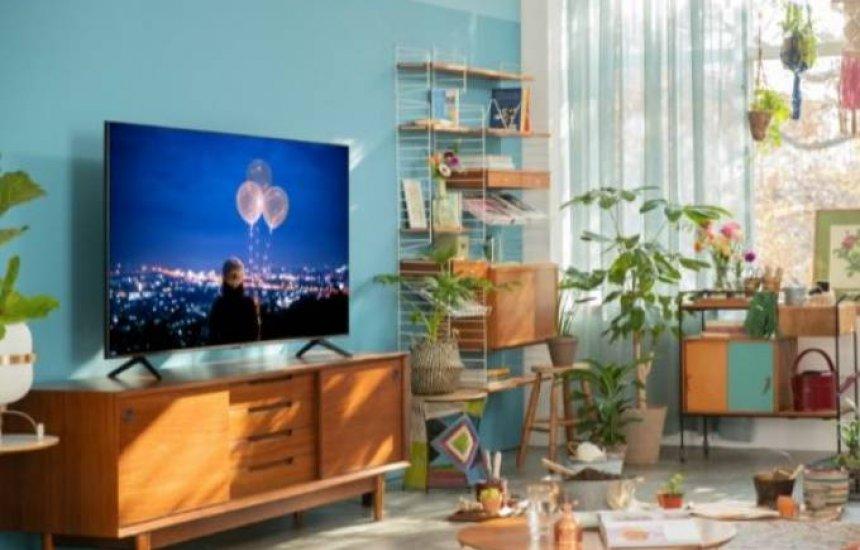 [Com mercado em alta, Samsung traz novas TVs 4K e 8K ao Brasil]