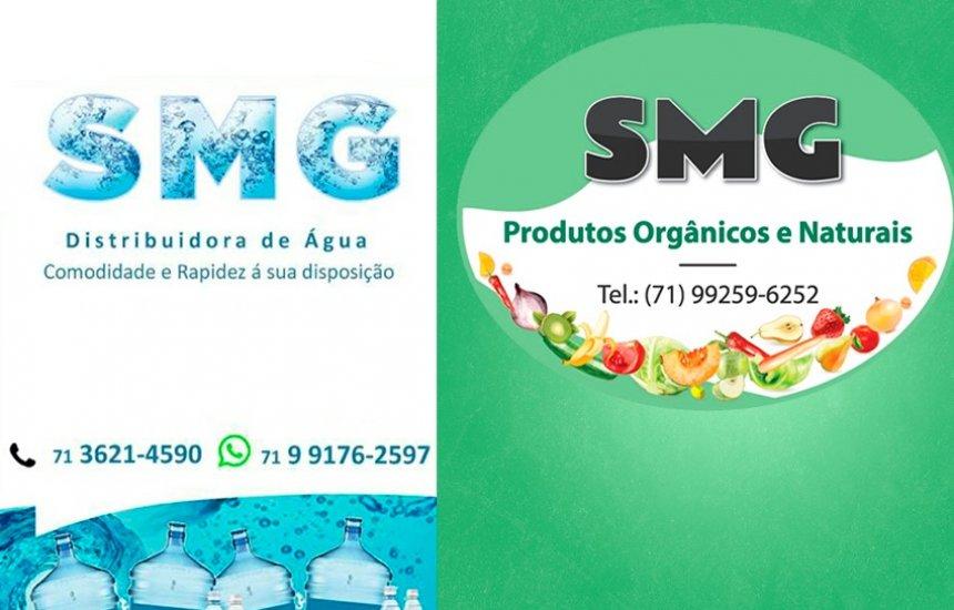 [SMG oferece ao seu público uma água de qualidade e alimentos que prezam por uma boa saúde. Confira na matéria!]