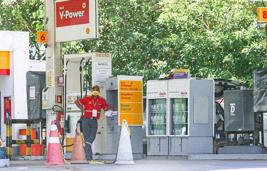 [Com menos carros nas ruas, postos de combustíveis demitem quase 7 mil na Bahia]