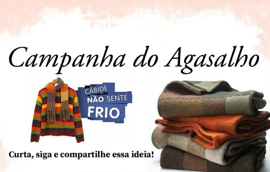 22ª CIPM de Simões Filho realiza campanha do agasalho