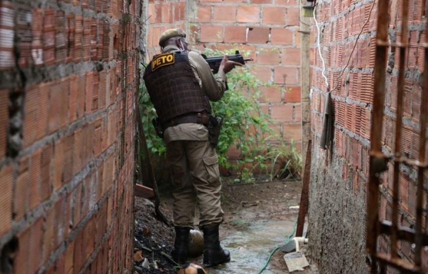 [Mortes violentas têm redução de 7,8% em julho na Bahia]