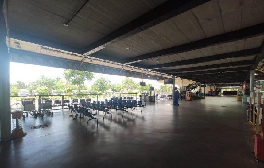 [Transporte intermunicipal para de circular em mais dois municípios da Bahia]
