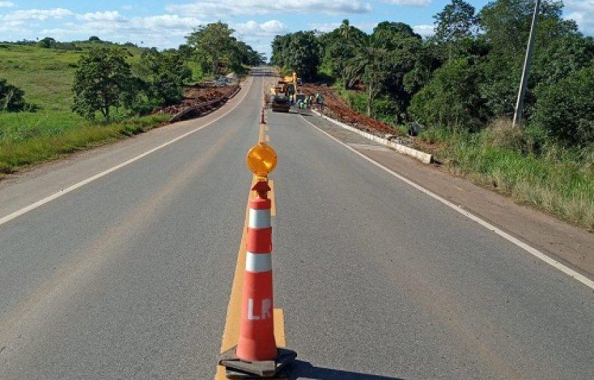 Rodovias da Bahia passam por obras de manutenção até próxima semana