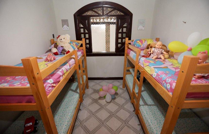 [Segunda casa de acolhimento para crianças e adolescentes é inaugurada em Camaçari]