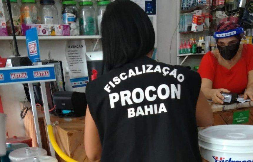 [Aumento de preços de materiais de construção passa por fiscalização na Bahia]