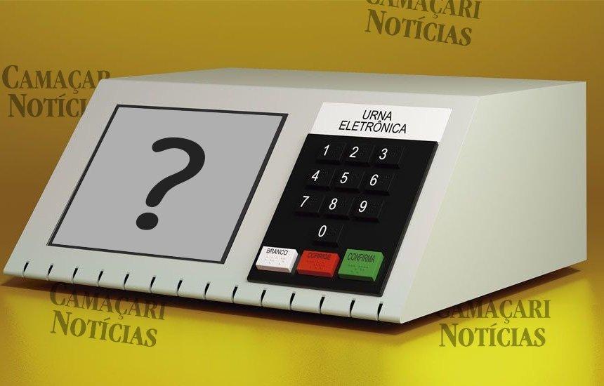 [A um mês das eleições, pesquisa aponta que 38,2% dos eleitores de Camaçari ainda estão indecisos]